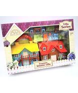 GIRL FUN TOYS Exquisite Leisure Villa Doll House Play Set - $9.99