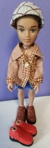 2002 MGA Bratz Boyz Original Dylan Boy Doll with Shoes and Hat - $17.82