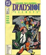 (CB-15) 1988 DC Comic Book: Deadshot #3 - $20.00