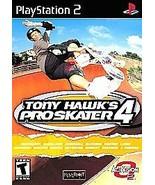 Tony Hawk's Pro Skater 4 (Sony PlayStation 2, 2002) - $8.41