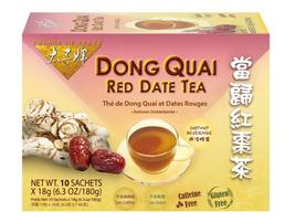 Prince of Peace Dong Quai & Red Date Tea, 10 sachets - $10.88+