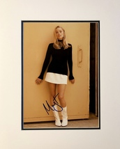 MARGOT ROBBIE AUTOGRAPHED 11x14 Matted PHOTO w/COA ONCE UPON A TIME IN H... - $249.99