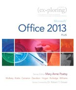 Exploring: Microsoft Office 2013, Plus (Exploring for Office 2013) [Spir... - $39.60