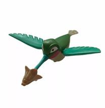 Vtg Disney Pocahontas Flit Figure Burger King Toy Bird Hummingbird 1996 - $9.89