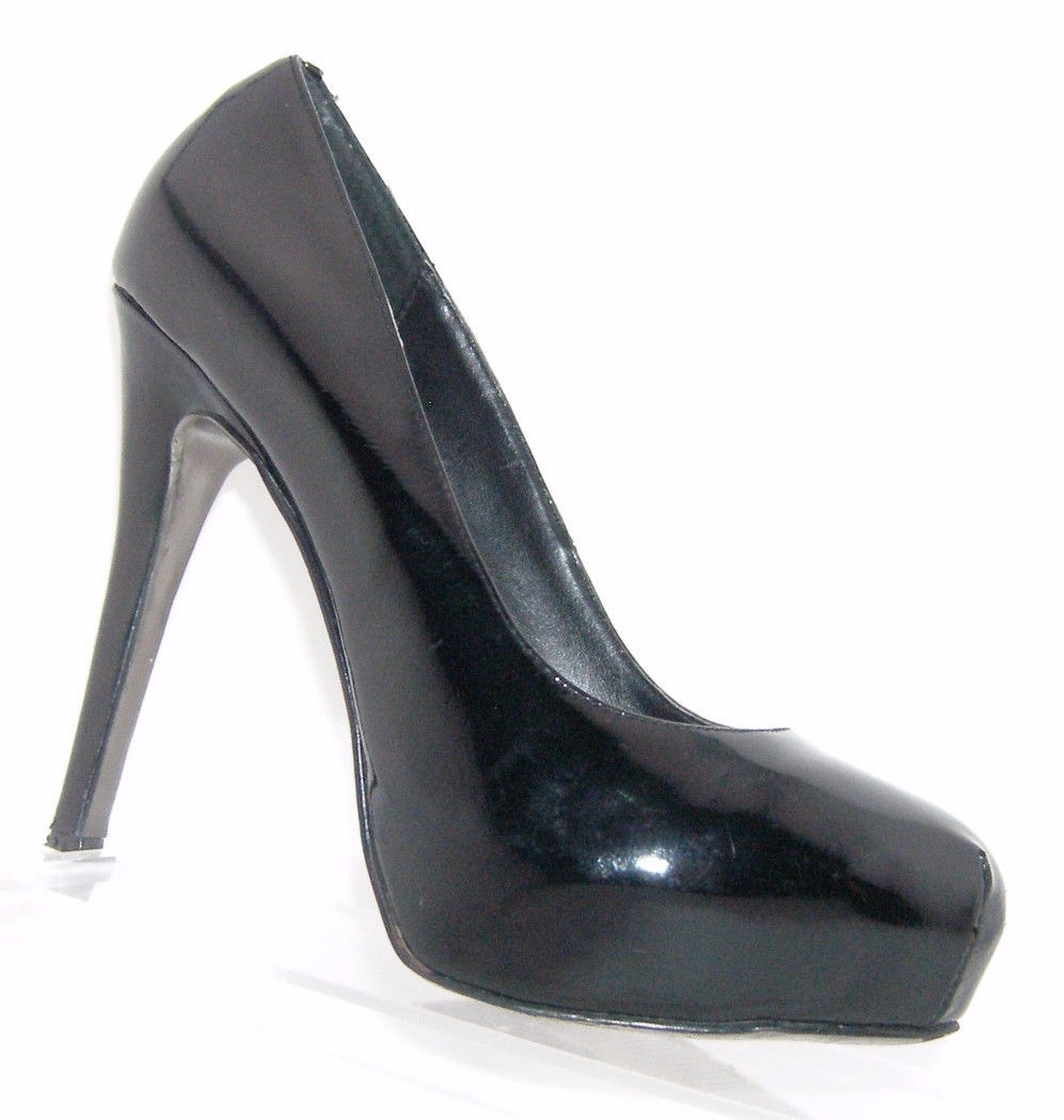 938df93d55a Steve Madden 'Russhh' black patent leather and 50 similar items