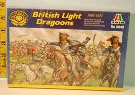1:72 British Light Dragoons 1805-1815 Historic Italeri Model 2002 Shrink... - $14.85