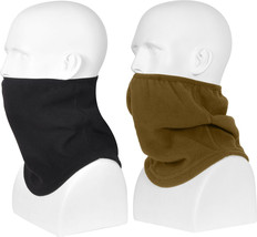 Polar Fleece Contoured Elastic Military Cold Weather Neck Gaiter Neck Wa... - $9.99