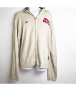 FIFA World Cup 2006 Germany Sweater Adidas With Coca Cola Logo Men's Size L - $28.04