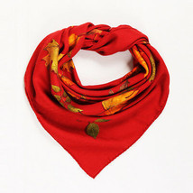 """Hermes """"A Walk in the Park"""" Scarf - $215.00"""