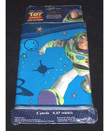 NOS New Disney Pixar Toy Story & Beyond Self Stick Border 5 Yards 4,57 M... - $11.94