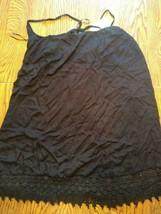 Raviya Black Beach Cover Up Size XLarge image 2