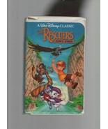 The Rescuers Down Under - Walt Disney Classic - VHS 1142 - G - 1558901426. - $4.41