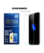 [2-Pack] Nidoum for iPhone 7/ 8 & iphone X Tempered Glass Screen Protector - $5.99