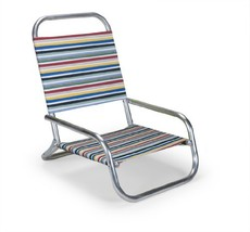 Telescope Casual Sun and Sand Folding Beach Chair, Classic Stripe - €87,26 EUR