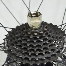 Bike Bicycle Cassette Flywheel Freewheel Lockring Removal Removing Repai... - €1,58 EUR