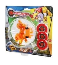 Pasha Mecard Copo Mecardimal Turning Car Vehicle Transformation Transforming Toy image 1