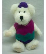 "Boyds EGBERT Q. BEARSFORD TEDDY BEAR IN EASTER EGG COSTUME 10"" STUFFED T... - $24.74"