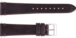 Brown Handmade Vintage Italian Leather Watch Band Strap 18mm,20mm,22mm,24mm - $79.88