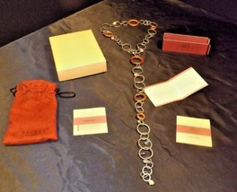 So Rachel by Longaberger Necklace  AA18-1273-F Vintage #23467