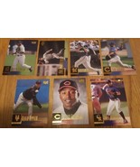 LOT OF 8 - 2001 UPPER DECK BASEBALL CARDS - $1.00