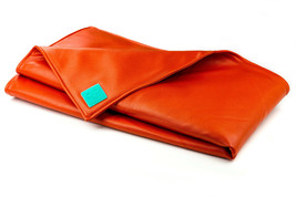 Playmat by Posh Play Eco Friendly! Every Family Needs One of These! Orange - $73.99