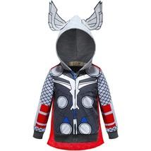 Superheroes Hoodie Cartoon Sweatshirt Kids THOR - $19.99