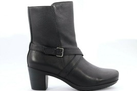 Abeo Pacifica Boots Black Women's Size US 7 Neutral Footbed ( ) 4919 - $79.00