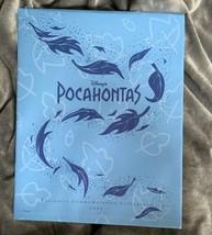 1995 Disney  Pocahontas Commemorative Lithograph - $9.89