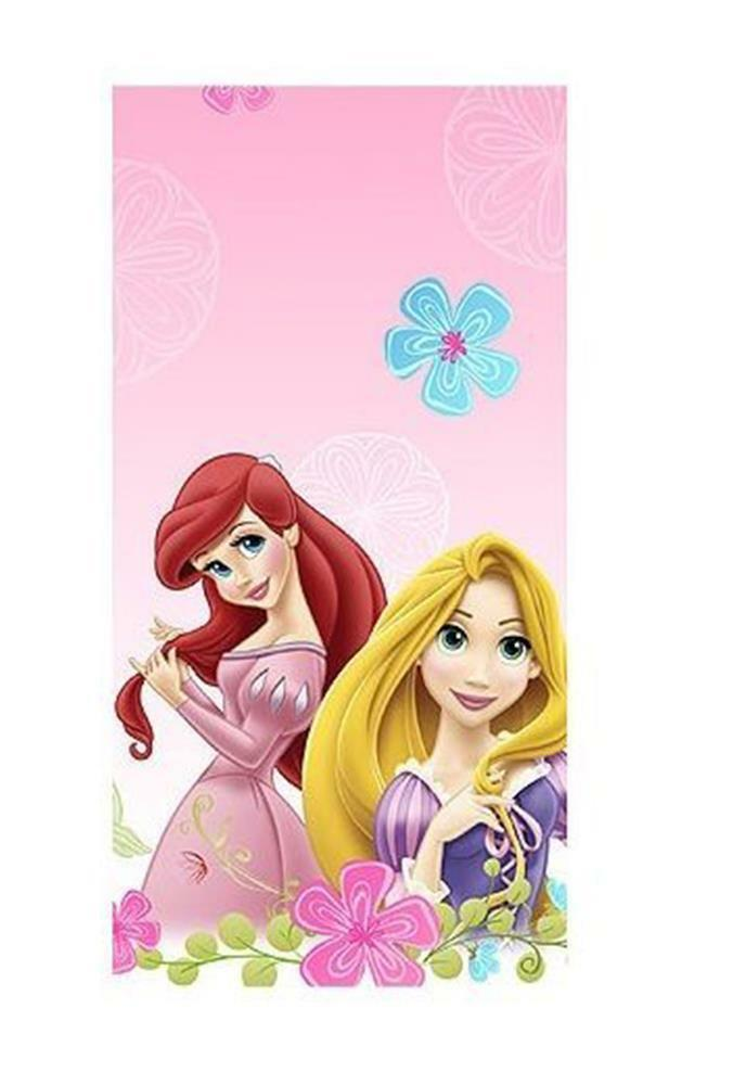 Disney Fanciful Princess Plastic Table Cover 1 Ct Birthday Party Supplies New - $6.44