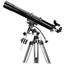 Skytrekker 90 - Skyline 90x900 EQ Telescope, RA Motor Drive %26 Kit of A... - $2,411.93
