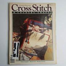 Cross Stitch & Country Crafts Magazine May June 1991 Twins Sampler Key ... - $4.94