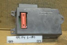 99-04 Ford F150 Multifunction Control YL3414B205JB Module 224-9A7 - $27.99