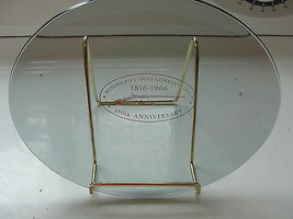 Remington Arms Company, glass plate, 150th Anniversary, decorative,old, ... - $166.73