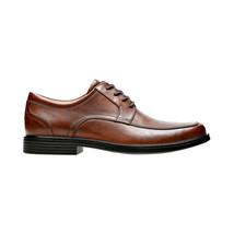 Clarks Un Aldric Park (Extra Wide) Mens Shoes Tan Leather 26132672-W - $55.00