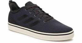 New Men's Adidas True Chill Skateboarding Black/White Sneaker Athletic Shoe image 1