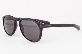 Tom Ford Flynn Dark Havana / Green Polarized Sunglasses TF291 52R 54mm - $195.02