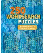 250 Wordsearch Puzzles [Paperback] Parragon Books Ltd - $9.85