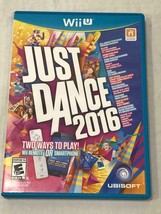 Just Dance 2016 - Nintendo Wii U - $10.58
