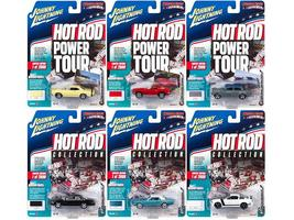 Muscle Cars USA 2017 Release 4A Set of 6 cars 1:64 Diecast Model Cars - $64.27
