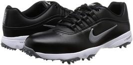 New! Size [11.5] Medium Men's Nike Air Rival 5 Golf Shoe BLACK/WHITE - $98.88