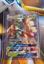 Decidueye GX Ultra Holo Pokemon Mint RARE Card SUN & MOON 12/149 + Hard ... - $14.84