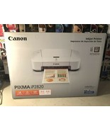 NEW CANON PIXMA iP2820 Inkjet PRINTER with INK Sealed Box NIB - $39.55