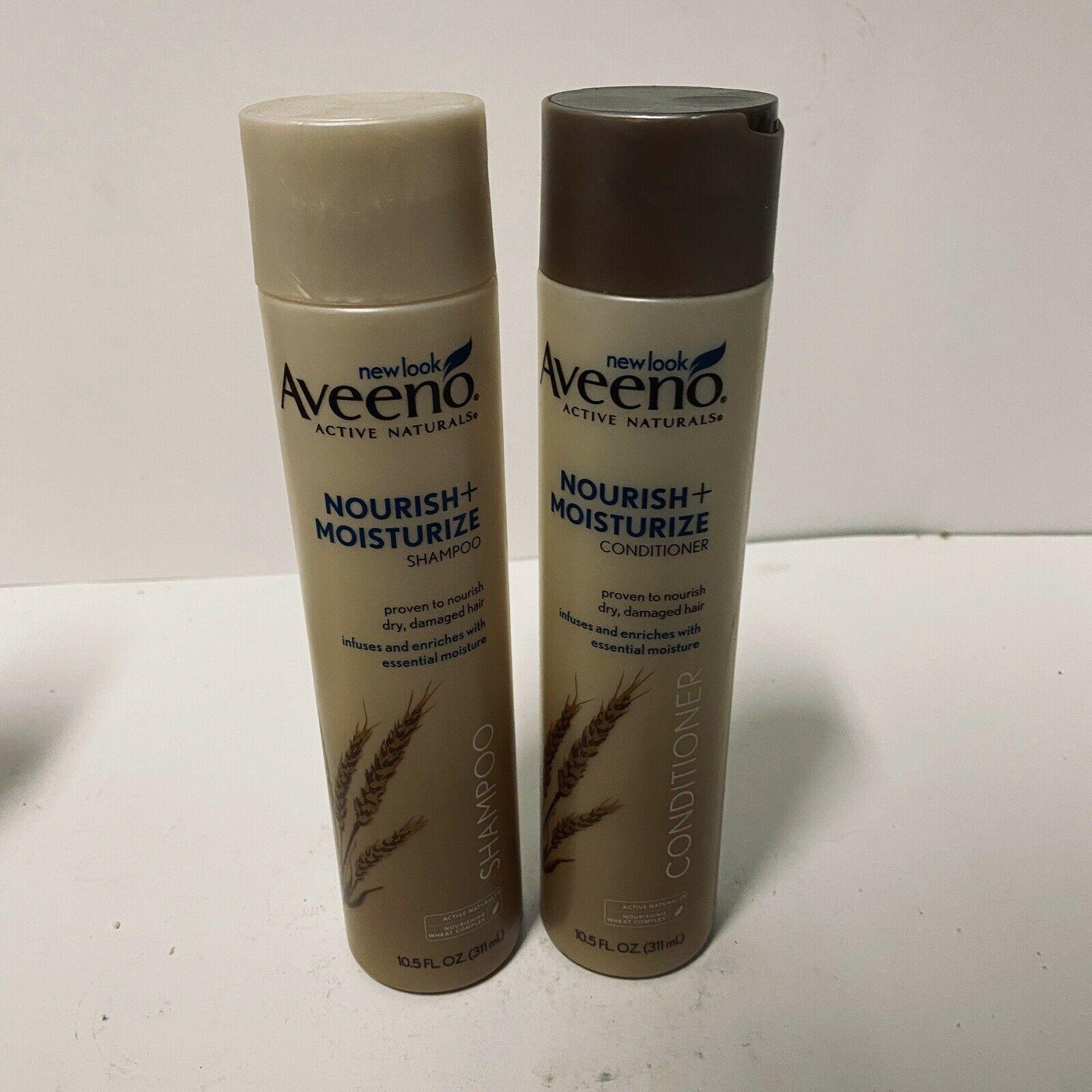 Aveeno Active Naturals Nourish Moisturize Shampoo Conditioner - $79.99