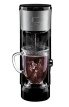 Coffee Maker K-Cup InstaBrew Brewer Single Serve Makes up to 14oz Instan... - $40.74