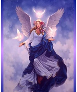 ANGELS AND SAINTS  5  Card Reading, and Special Prayer - $14.99