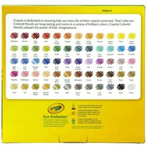 Crayola Colored Pencils Pack of 100 Non Toxic Kids Coloring Drawing Art ... - $24.25