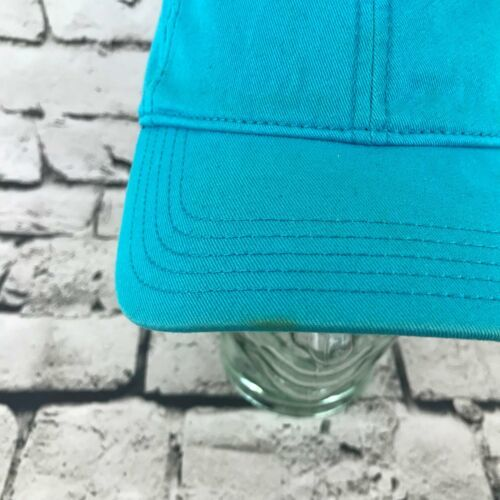 Tropical Trends Unisex One Sz Hat Sky Blue Strapback Baseball Cap 100% Cotton image 2