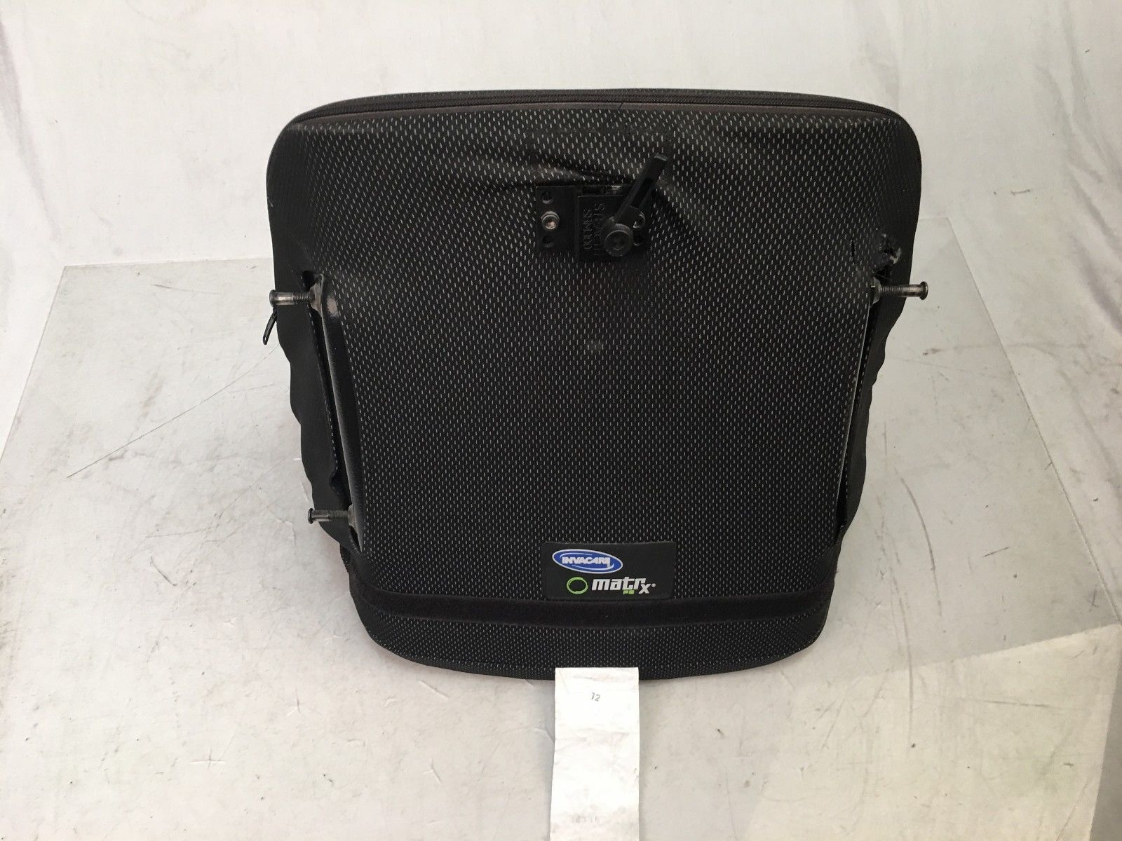 Invacare Matrix PB Back Rest Support from Permobil C300 Power Wheelchair