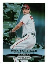 Max Scherzer 2015 Panini Prizm #116 Camo Prizm /199 Baseball Card  - $3.00