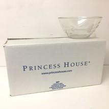 "Princess House HERITAGE #667 Set of 4 Bowls 5 1/2"" Cereal Bowl Lot - $128.69"